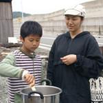 藻塩作り体験